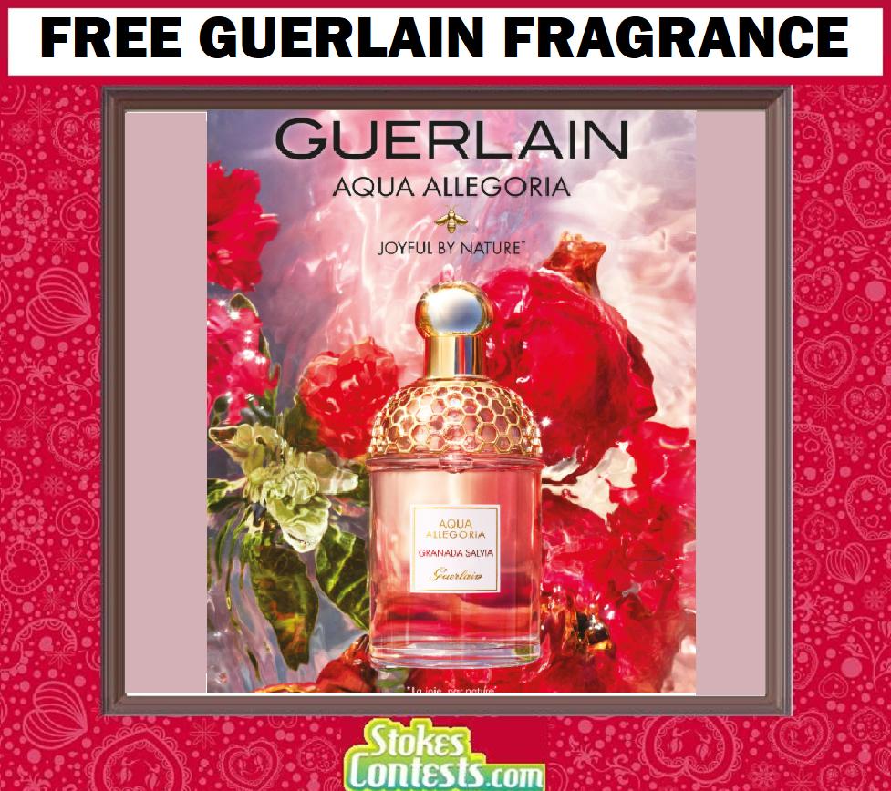 FREE Guerlain Fragrance