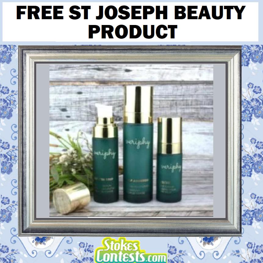 FREE St Joseph Beauty Product