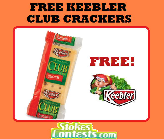 FREE Keebler Club Crackers!
