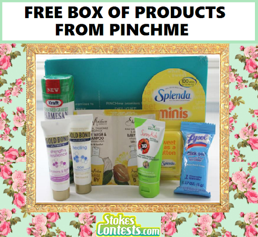 FREE BOX of Full-Sized Products!!!..