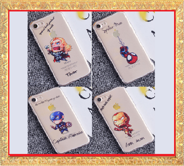 Win 1 of 10 AVENGERS IPhone Cases!