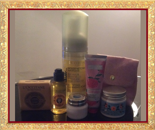 Win a $85 L'OCCITANE Gift Package Giveaway #2