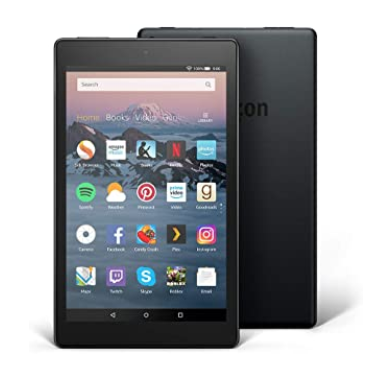 Fire HD 8 TABLET Giveaway