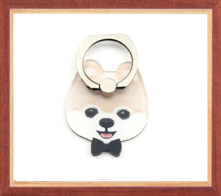 Win 1 of 5 Cute Dog Smartphone Ring Holders