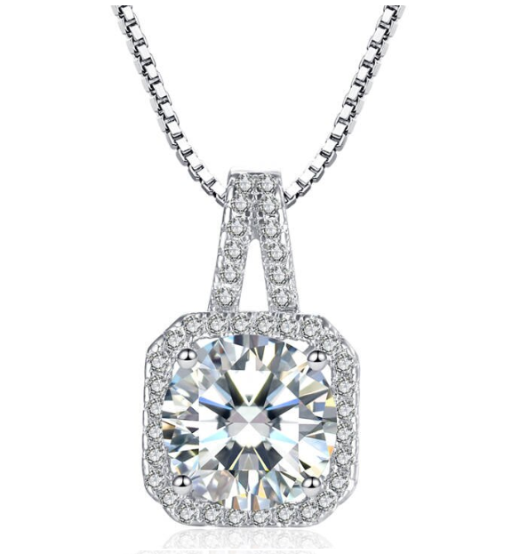 Win 1 of 8 CRYSTAL & ZIRCONIA Necklaces