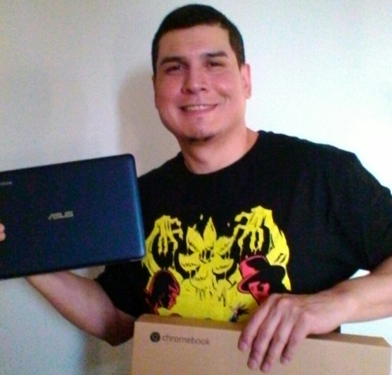 Asus Chromebook Laptop Giveaway